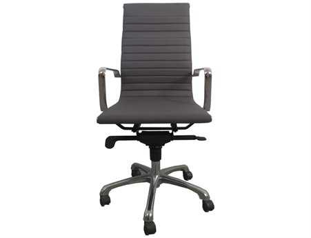 Moe's Home Collection Omega Gray Office Chair MEZM100129
