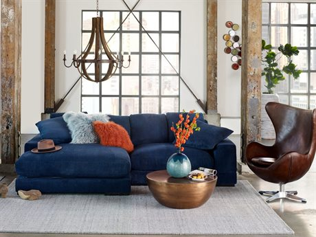 Moe's Home Collection Plunge Sofa Set Casual Living Room