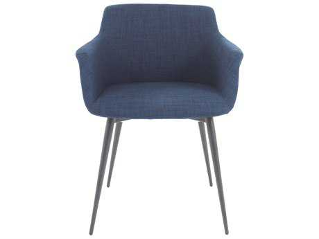 Moe's Home Collection Ronda Blue Accent Chair (Set of 2) MEEJ101626