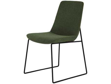 Moe's Home Collection Ruth Green Dining Side Chair (Set of 2) MEEJ100727