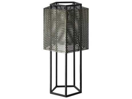 Moe's Home Collection Sabato Black Table Lamp MEFD100902