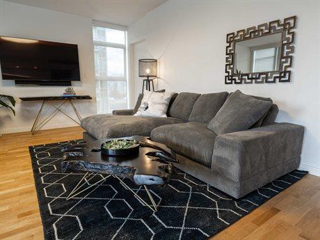 Moe's Home Collection Tanya Sofa Set