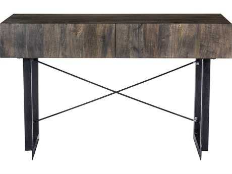 Moe's Home Collection Tiburon 52'' x 18'' Rectangular Natural Console Table