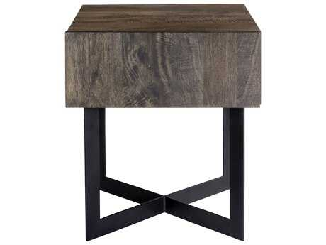 Moe's Home Collection Tiburon 20'' Square Natural Side Table