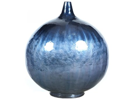 Moe's Home Collection Blue Vase