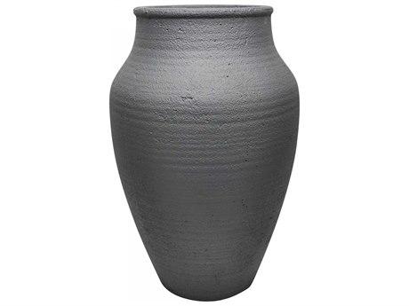 Moe's Home Collection Voz Black Vase