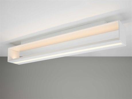 Molto Luce Chunnel White Two-Light 34.5'' Wide LED Flush Mount ML5691540295NG1USA