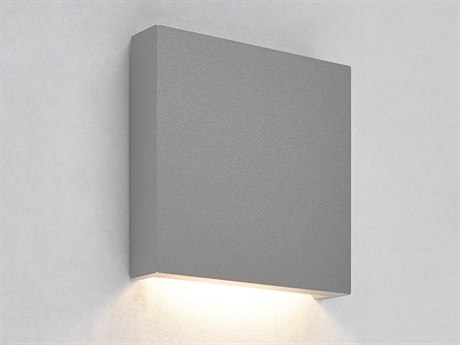 Molto Luce Q-1 Matte Chrome One-Light LED Wall Sconce ML5652Q1