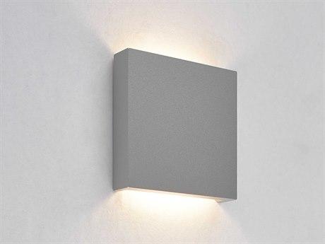 Molto Luce Q-2 Matte Chrome One-Light LED Wall Sconce ML5652Q2