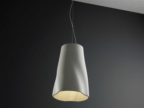 Molto Luce Soft Grey One-Light Pendant