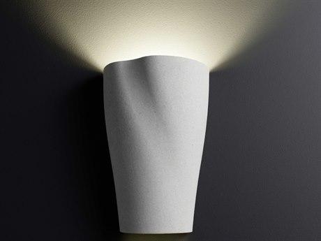 Molto Luce Soft Grey One-Light Wall Sconce ML588300USA