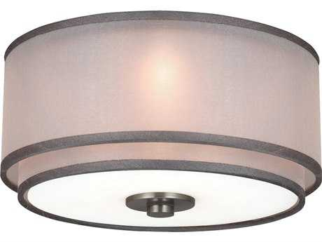 Monte Carlo Fans Brushed Steel Three-Light Halogen Adapter MCFMC236BS