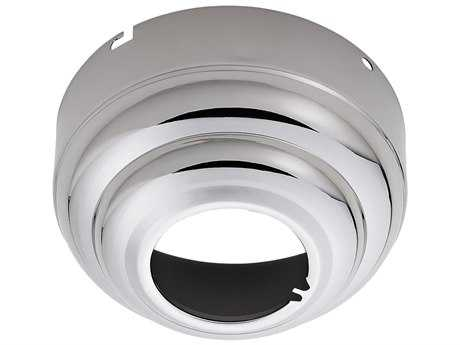 Monte Carlo Fans Polished Nickel Slope Ceiling Adapter MCFMC95PN