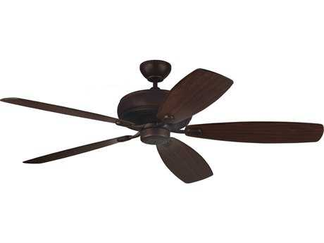 Monte Carlo Fans Embassy Max Roman Bronze 60'' Wide Indoor Ceiling Fan MCF5EM60RB