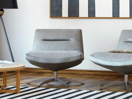 Noir Furniture Cowhide Arm Black Accent Chair Noileac01181d