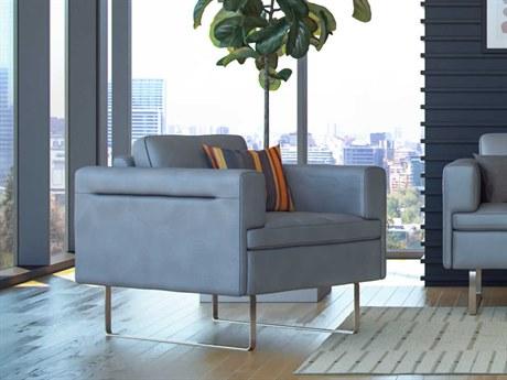 Moroni Frensen Cloud Grey Accent Chair