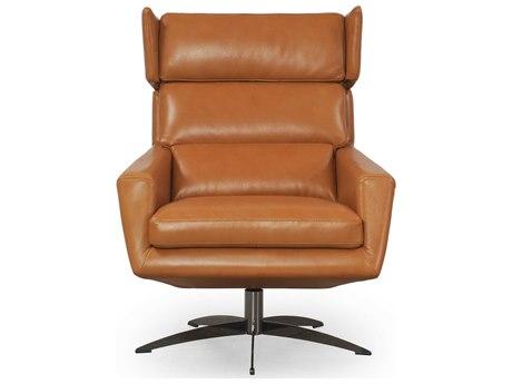 Moroni Hansen Tan Swivel Accent Chair MOR58606D2220