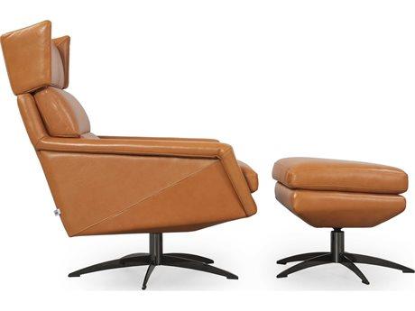 Moroni Hansen Chair and Ottoman Set