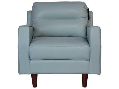 Moroni Isabel Mid-Century Bluette Club Chair