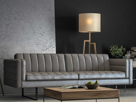 Moroni Orson Grey Sofa