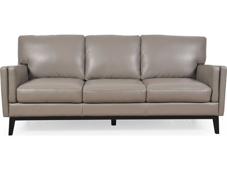Moroni Osman Mid-Century Dark Grey Sofa