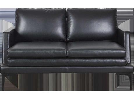 Moroni Rica Black Loveseat Sofa