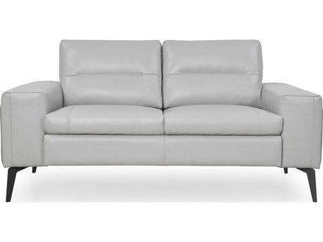 Moroni Trina Light Grey Loveseat Sofa