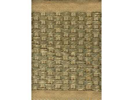 Natural Carpet Company Alison Raffia & Seagrass Rectangular Beige Area Rug NTALISON
