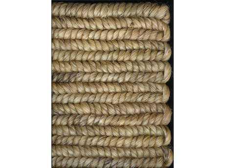 Natural Carpet Company Binding Weave Camel Abaca Rectangular Beige Area Rug NTBINDINGWEAVECAMEL