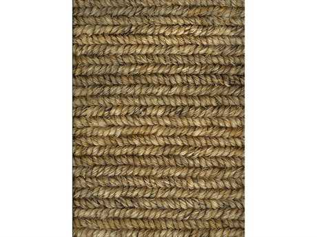 Natural Carpet Company Mini Binding Weave H Abaca Rectangular Brown Area Rug NTMINIBINDINGWEAVEH