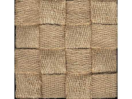 Natural Carpet Company Nona S2 Abaca Rectangular Gray Area Rug NTNONAS2