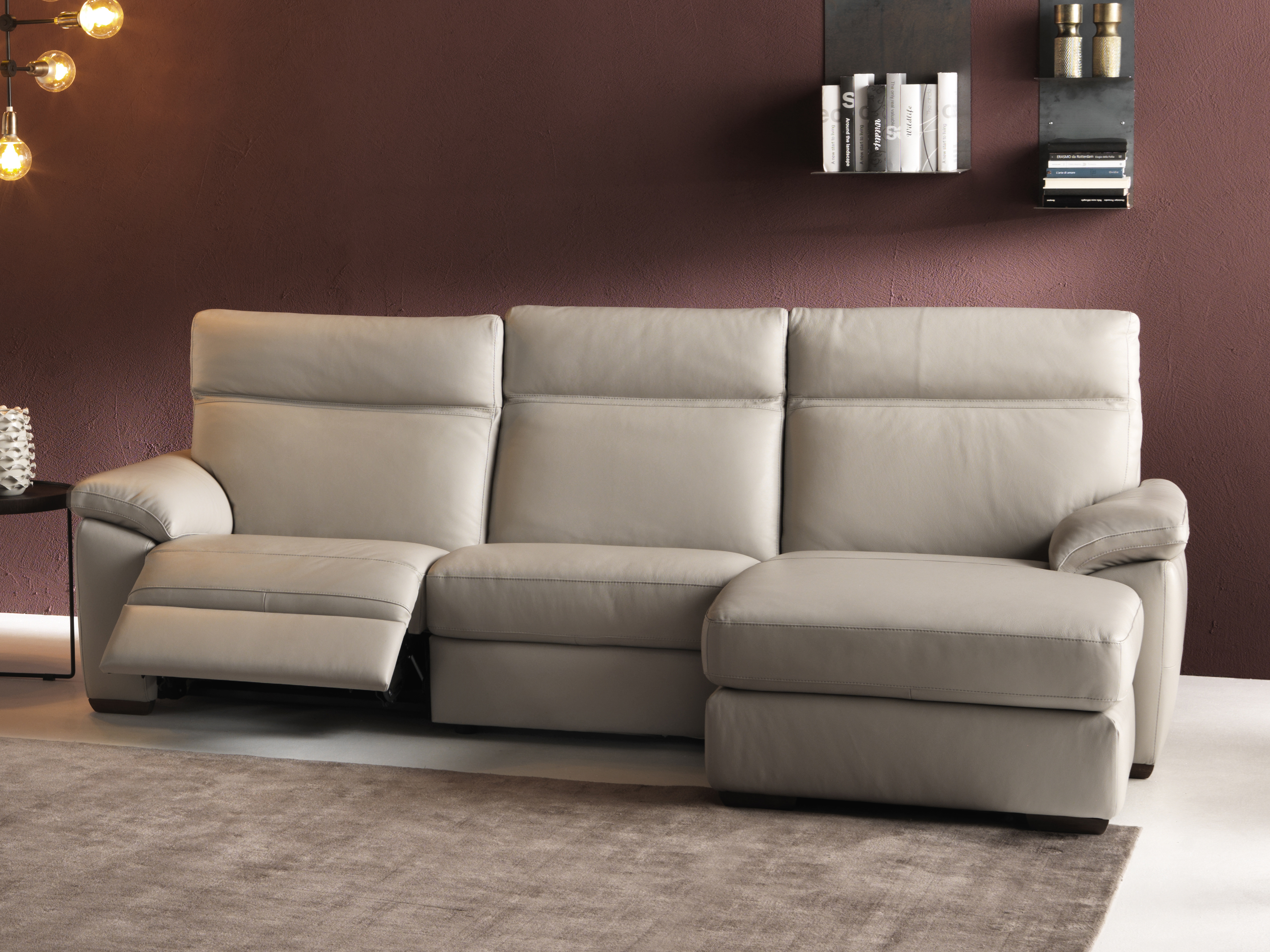 Natuzzi Editions Empatia Sectional Sofa