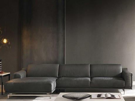 Natuzzi Editions Entusiasmo Sectional Sofa