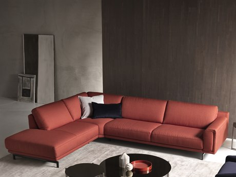 Natuzzi Editions Entusiasmo Sectional Sofa NTZC019072011217