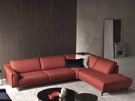 Natuzzi Editions Entusiasmo Sectional Sofa NTZC019216011073