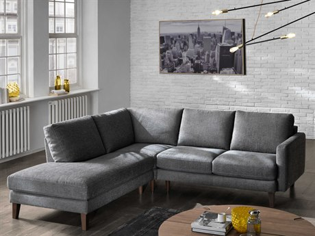 Natuzzi Editions Ercole Sectional Sofa NTZB973072011017