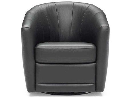Natuzzi Editions Giada Swivel Accent Chair NTZB596066