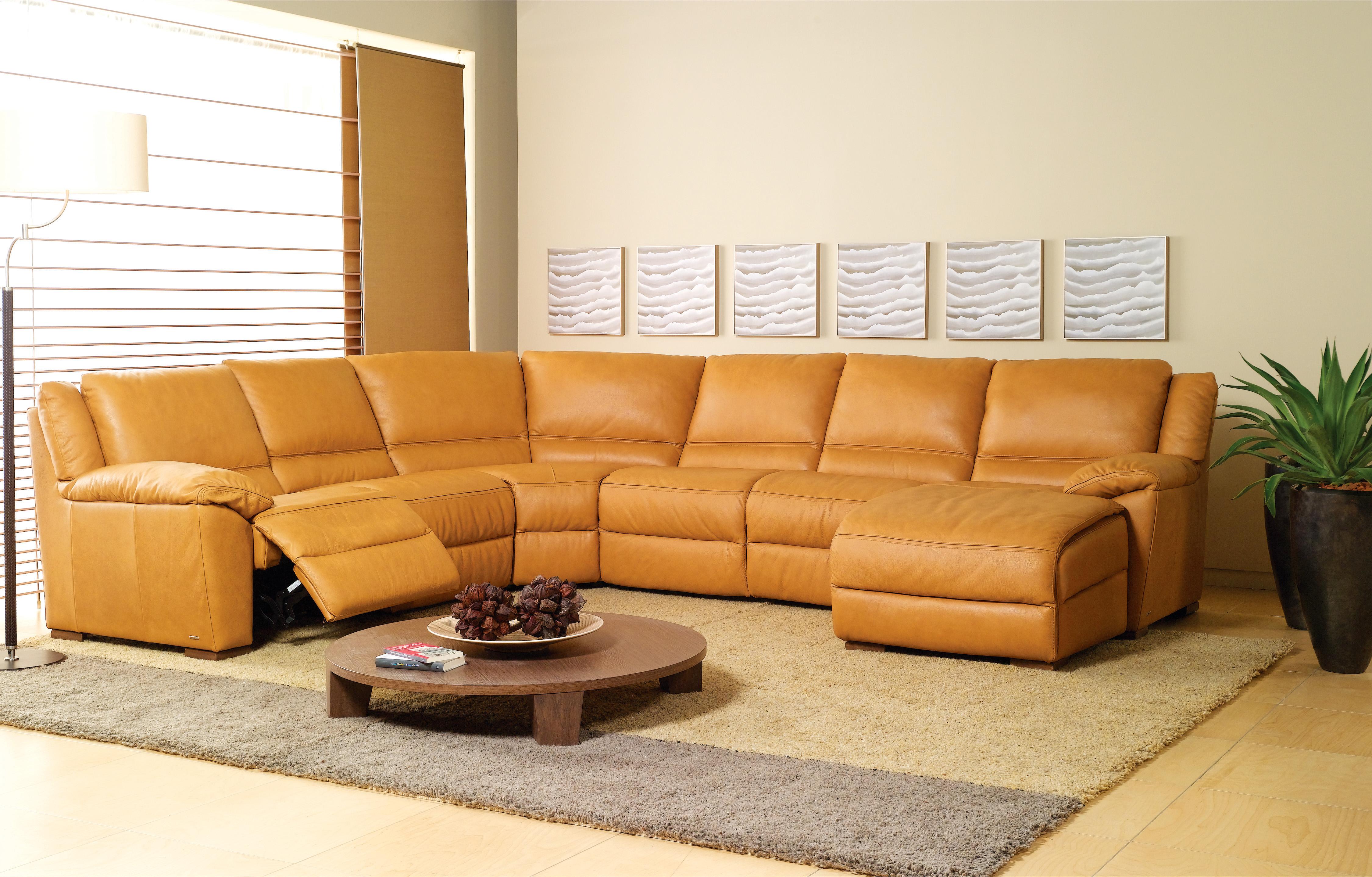 Natuzzi Editions Giuseppe Sectional Sofa | NTZA319292076283049