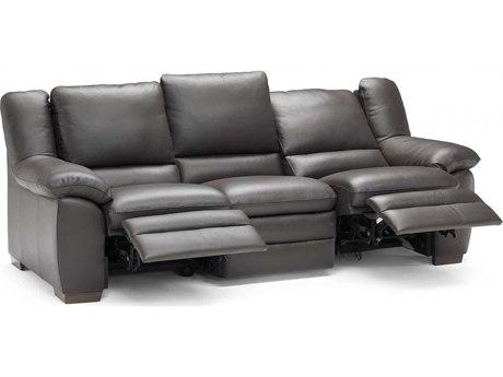 Natuzzi Editions Prudenza Power Recliner Sofa