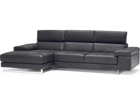 Natuzzi Editions Saggezza Sectional Sofa Modern