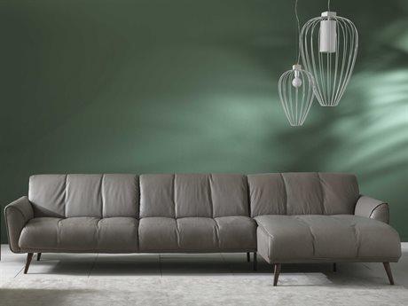 Natuzzi Editions Talento Sectional Sofa Modern NTZB993018049