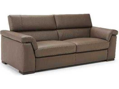 Natuzzi Editions Tommaso 2 cushion with 2 Electric Motion Disassembled Sofa