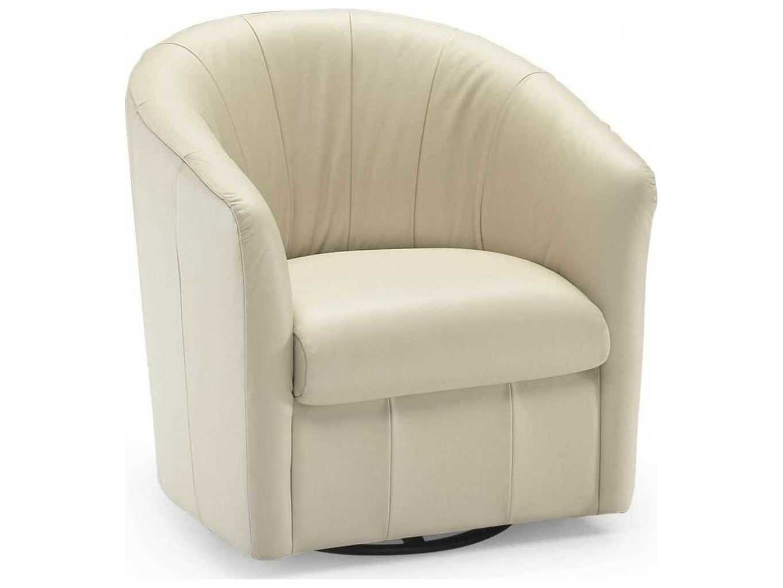 Picture of: Natuzzi Editions Veronica Swivel Accent Chair Ntza835066
