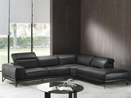 Natuzzi Editions Vigore Sectional Sofa Modern NTZB983018489073