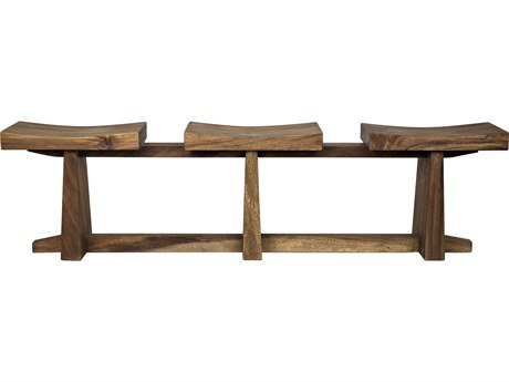 Noir Furniture Natural Accent Bench NOIAE32