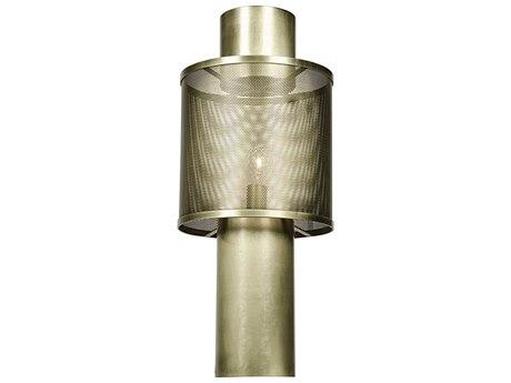 Noir Furniture Thana Antique Brass Buffet Lamp