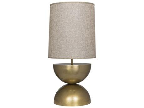 Noir Furniture Pulan Antique Brass Buffet Lamp NOILAMP630MBSH