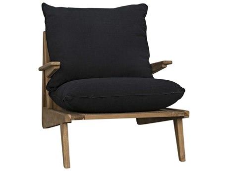 Noir Furniture Swivel Accent Chair