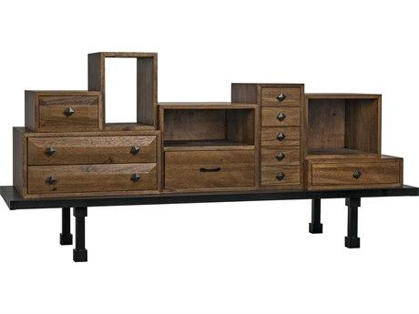 Noir Furniture Dark Walnut Accent Chest