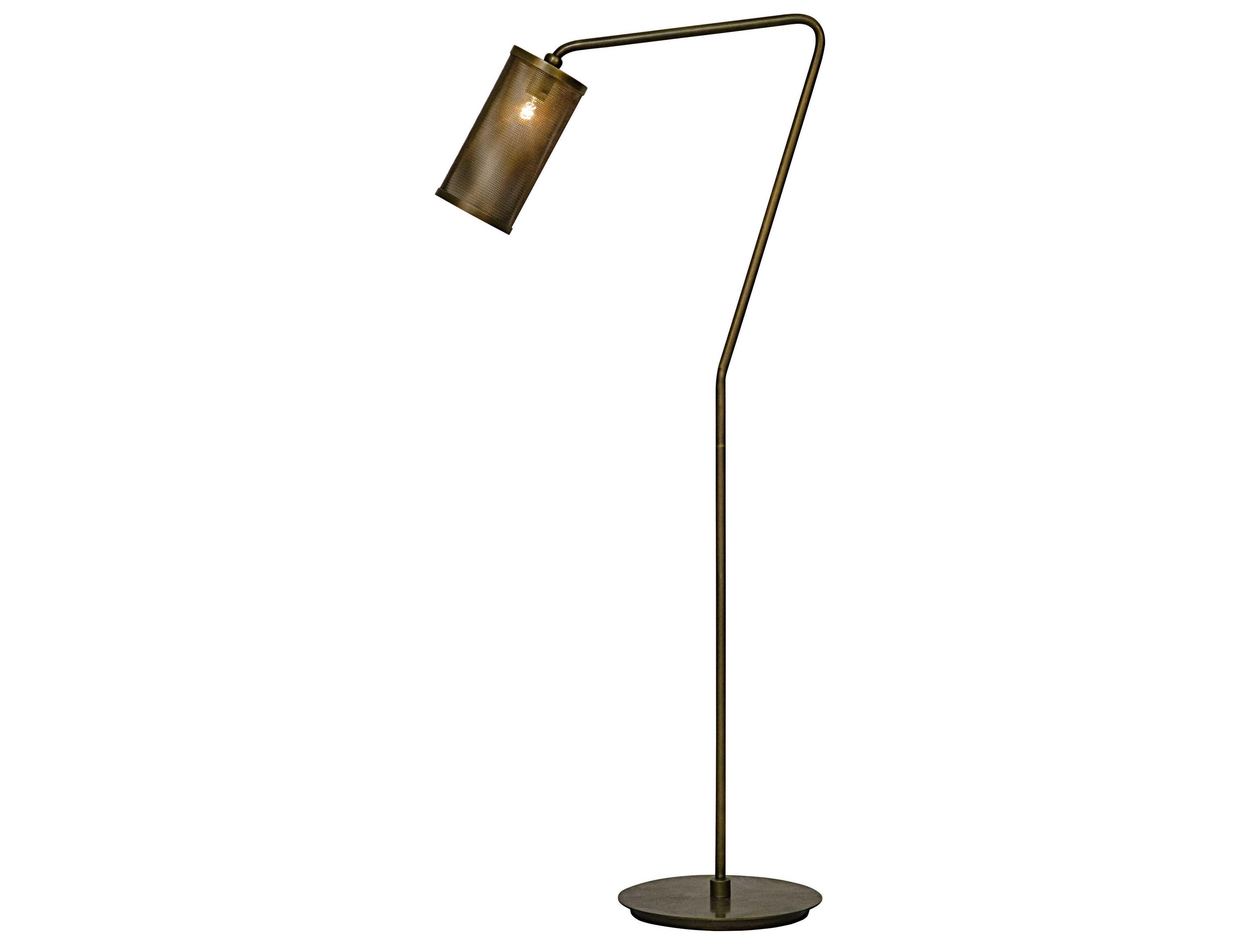 Noir Furniture Accent Lamps Antique